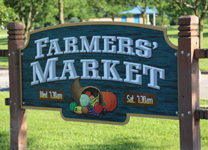 Farmers' Markets open Saturday, April 29