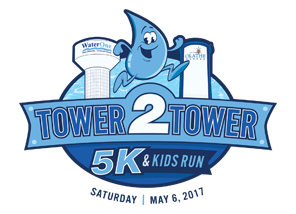 Participate in the Second Annual Tower 2 Tower 5K
