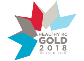 City of Olathe named Gold Level Healthy KC Certified