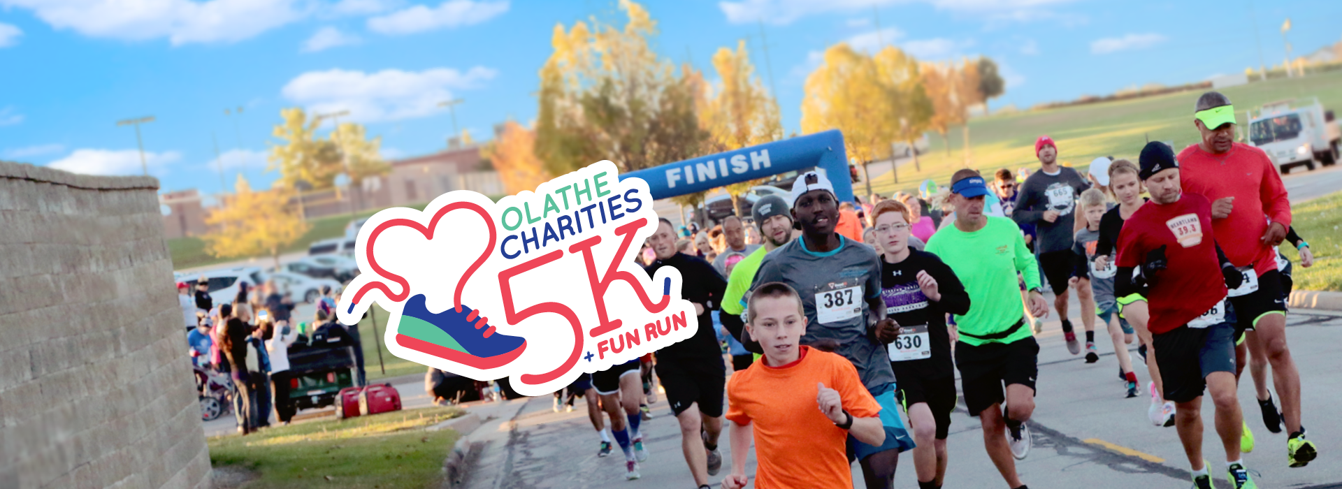 Olathe Charities 5k Run