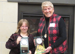 2017 Nancy Quinlisk Chandler Volunteer Award Winners Announced