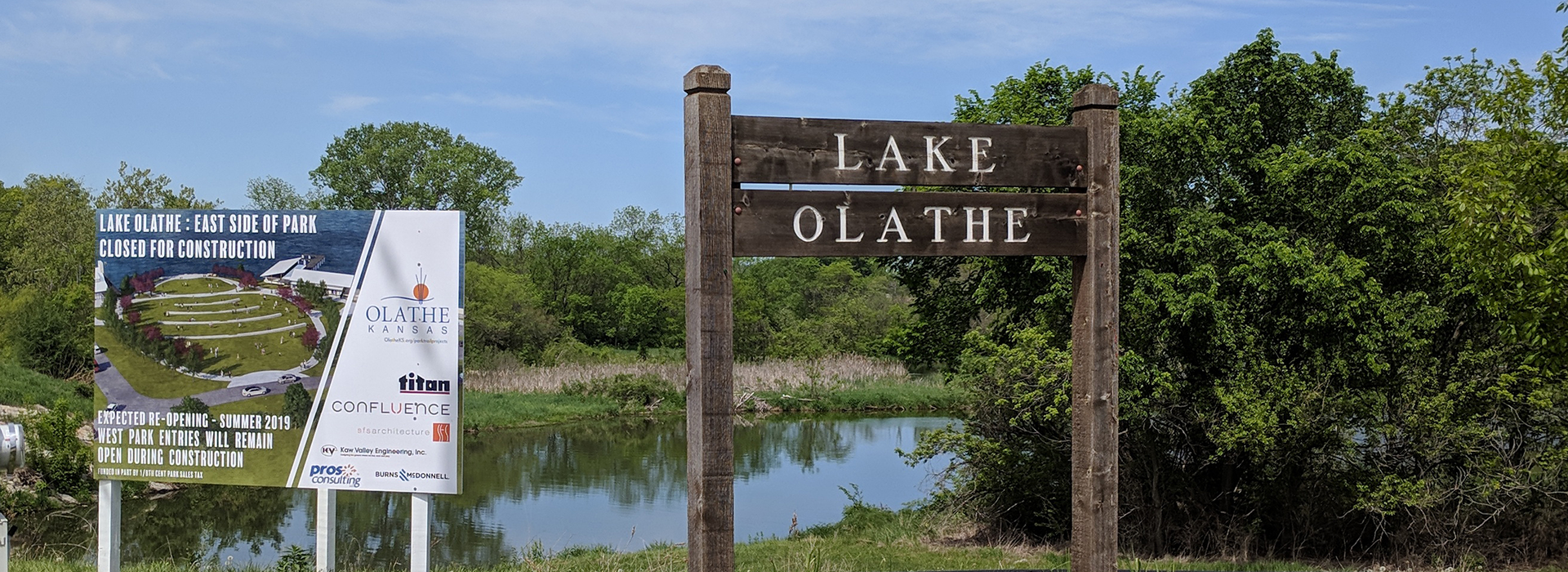 lake olathe closed