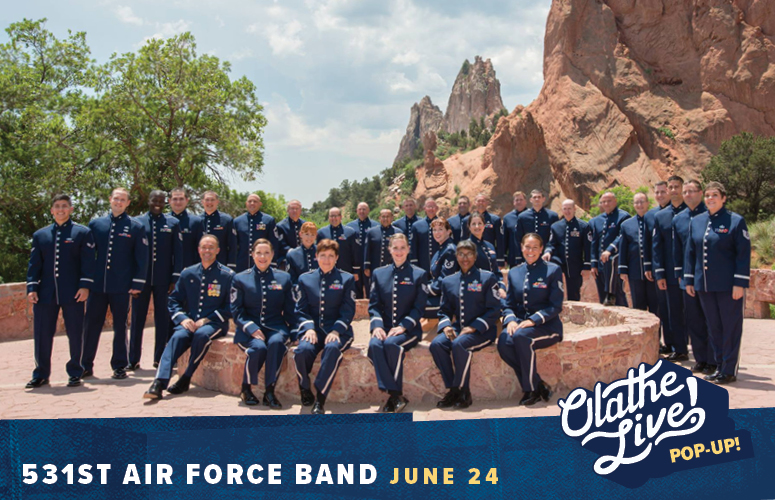 531st Air Force Band
