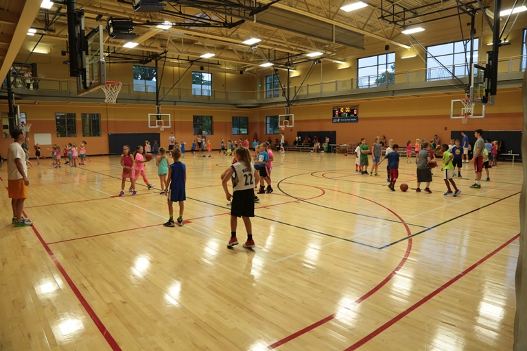 basketball clinic