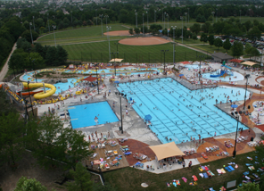 Outdoor pools open on Memorial Day