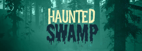 Spooktober - Haunted Swamp