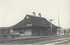 Historic Railroad Depot