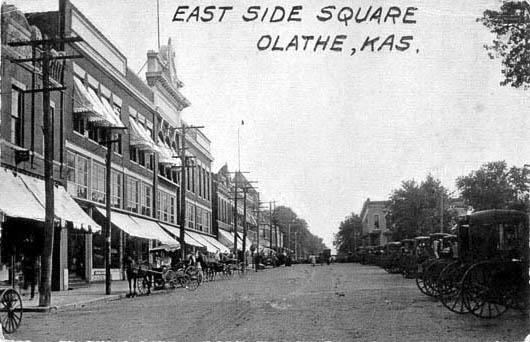Olathe East Side Square