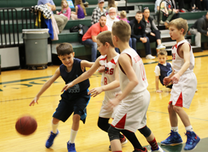Registration for youth and intramural basketball is now open