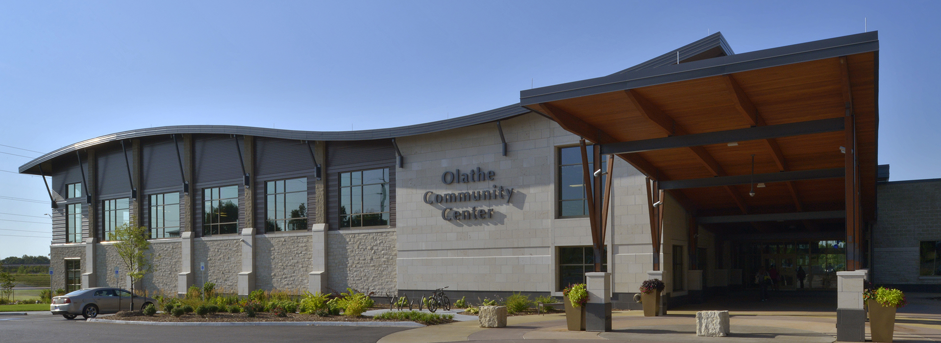 olathe community center