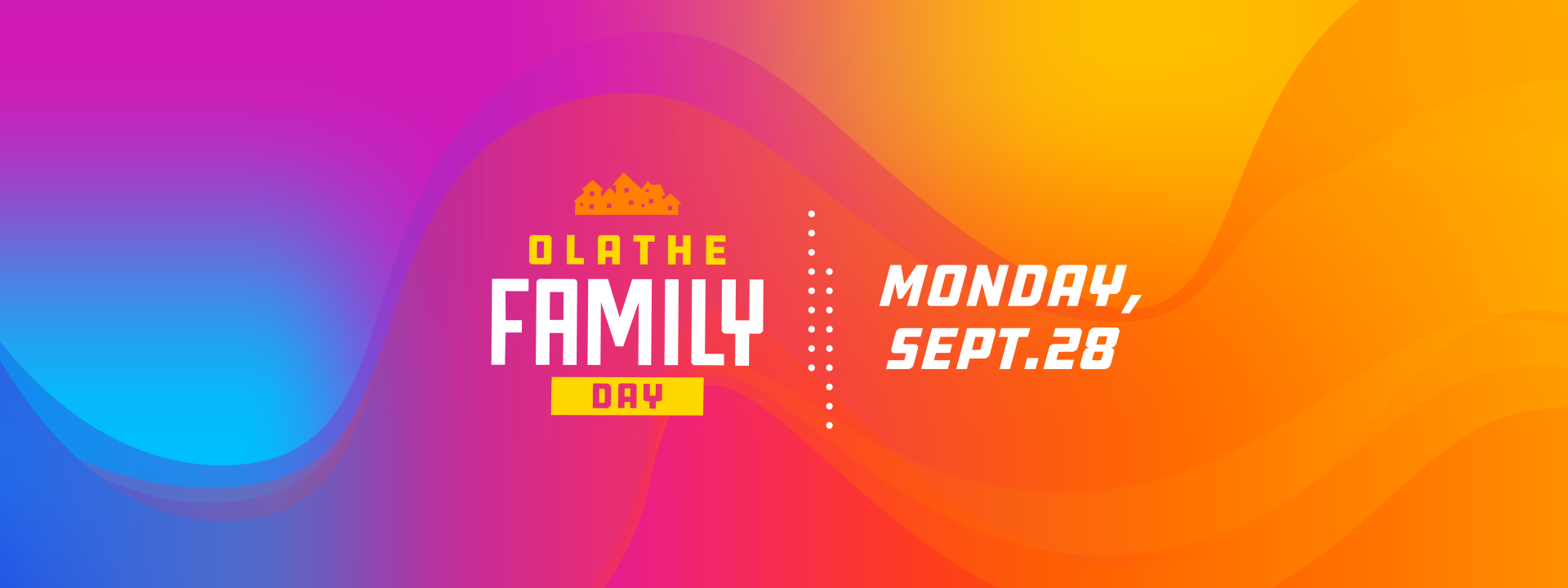 Family Day web header