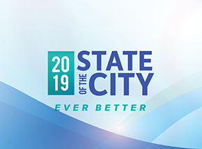 Watch Mayor Copeland deliver the State of the City