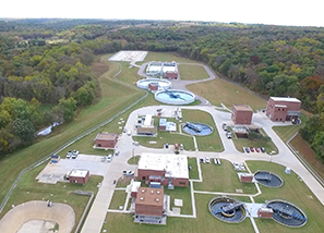 Olathe wastewater achieves 100 percent compliance