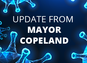 Coronavirus Update from Mayor Copeland